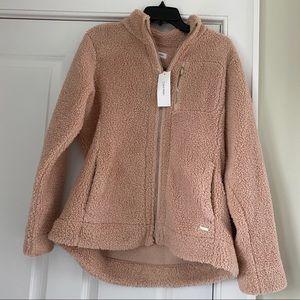 Calvin Klein Sherpa jacket